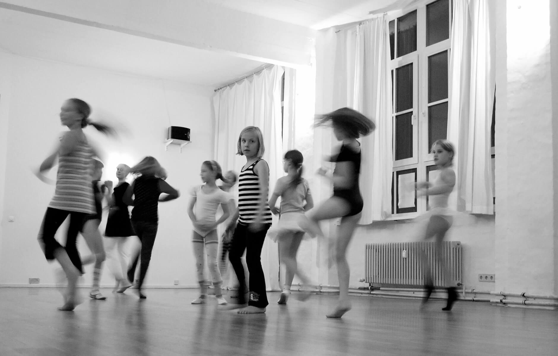 Choreographien Kinder