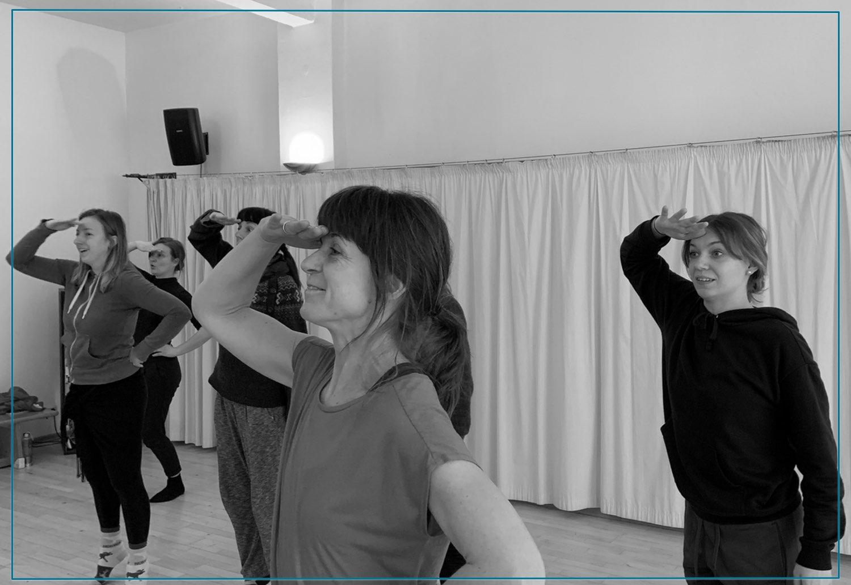 Ausbildung Tanzpaedagogik Kindertanz Kinder Weiterbildung Fortbildung Berufsbegleitend